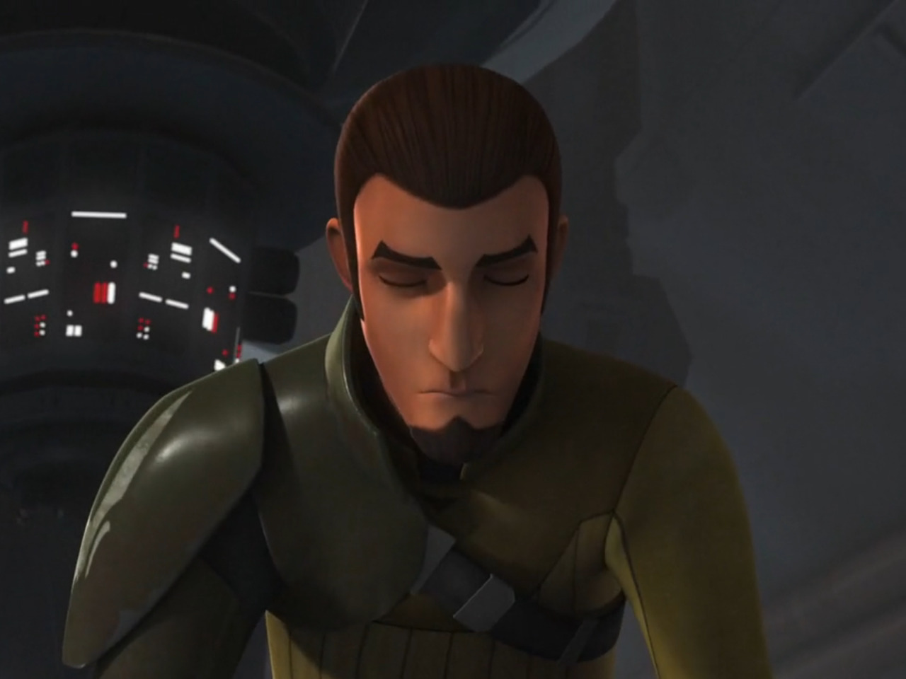Image result for kanan jarrus vs the inquisitor fire across the galaxy