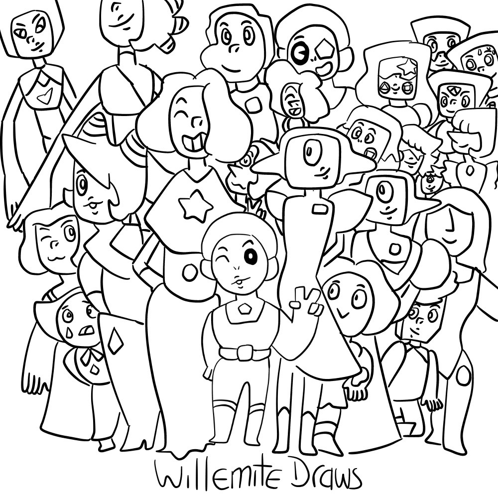 Willemite Draws — Taking a few doodle request! Submit any