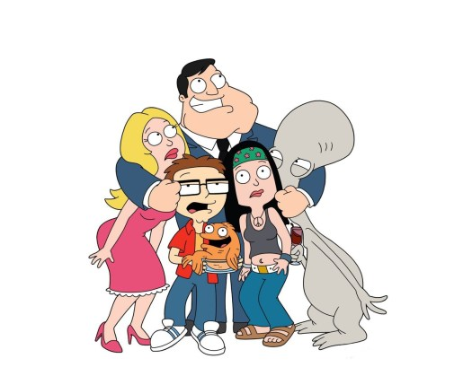 American Dad,Американский папаша,Seth MacFarlane,Stan Smith,Dee Bradley Baker,Klaus,Wendy Schaal,Francine Smith,Scott Grimes,Steve Smith,Rachael MacFarlane,Hayley Smith,Mike Barker,Terry Bates,Curtis Armstrong,Snot,2005