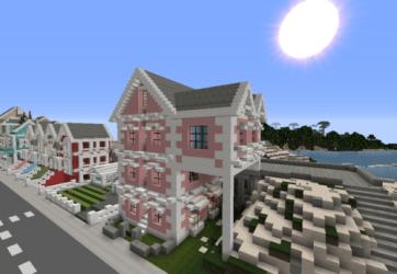 BLUEPRINTS] Minecraft Building Ideas Houses Tumblr Building Design Ideas Houses Tumblr ARCADIAMINECRAFT OSCARDELBARBA IT