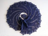 Begonia Swirl Shawl by Carfield Ma (free pattern... | The ...