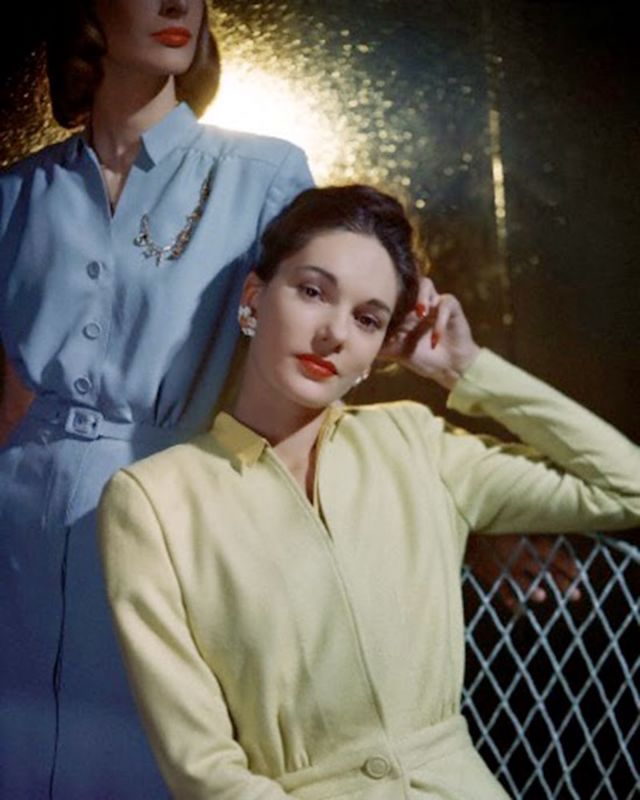 Early '40s fashion: A look back on women's clothing… – History