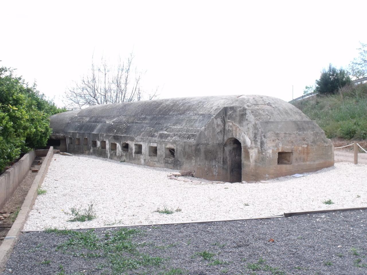 Civil war era bunker, Nules, – Abandoned Playgrounds