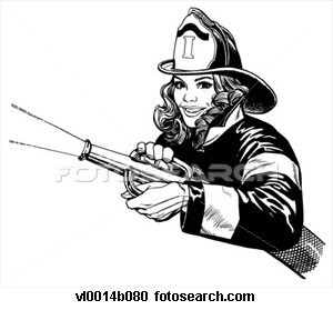 firewomen on Tumblr
