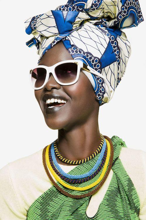 afrocentric fashion on Tumblr
