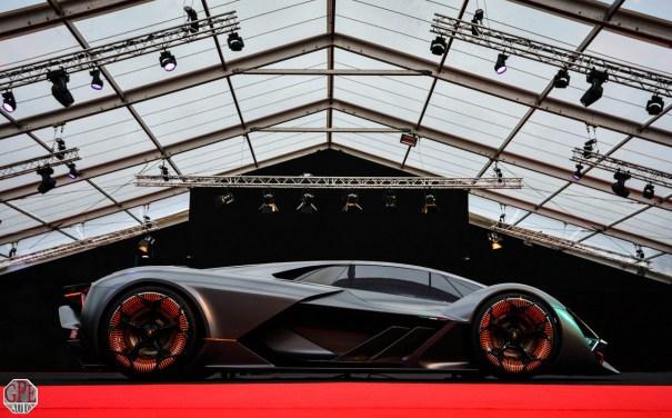 Lamborghini Egoista Allegro Informacion Del Coche