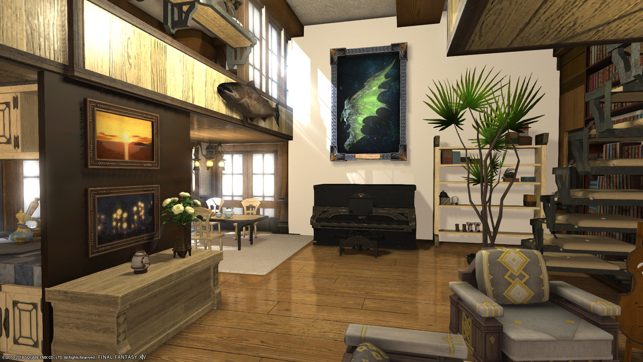 Alices House Designs in Final Fantasy XIV  Part 2