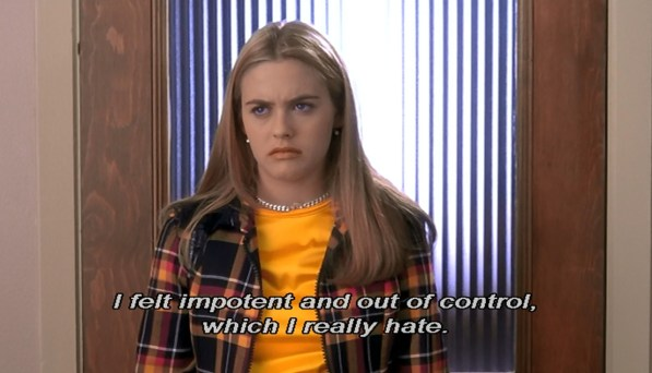 Image result for clueless quote