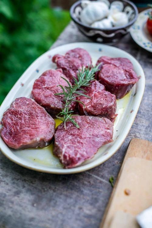 It's steak time!