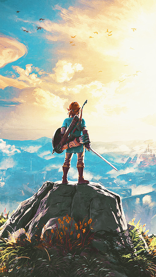 Free Fall Wallpaper For Iphone 6 Yunas Loz Botw Wallpaper