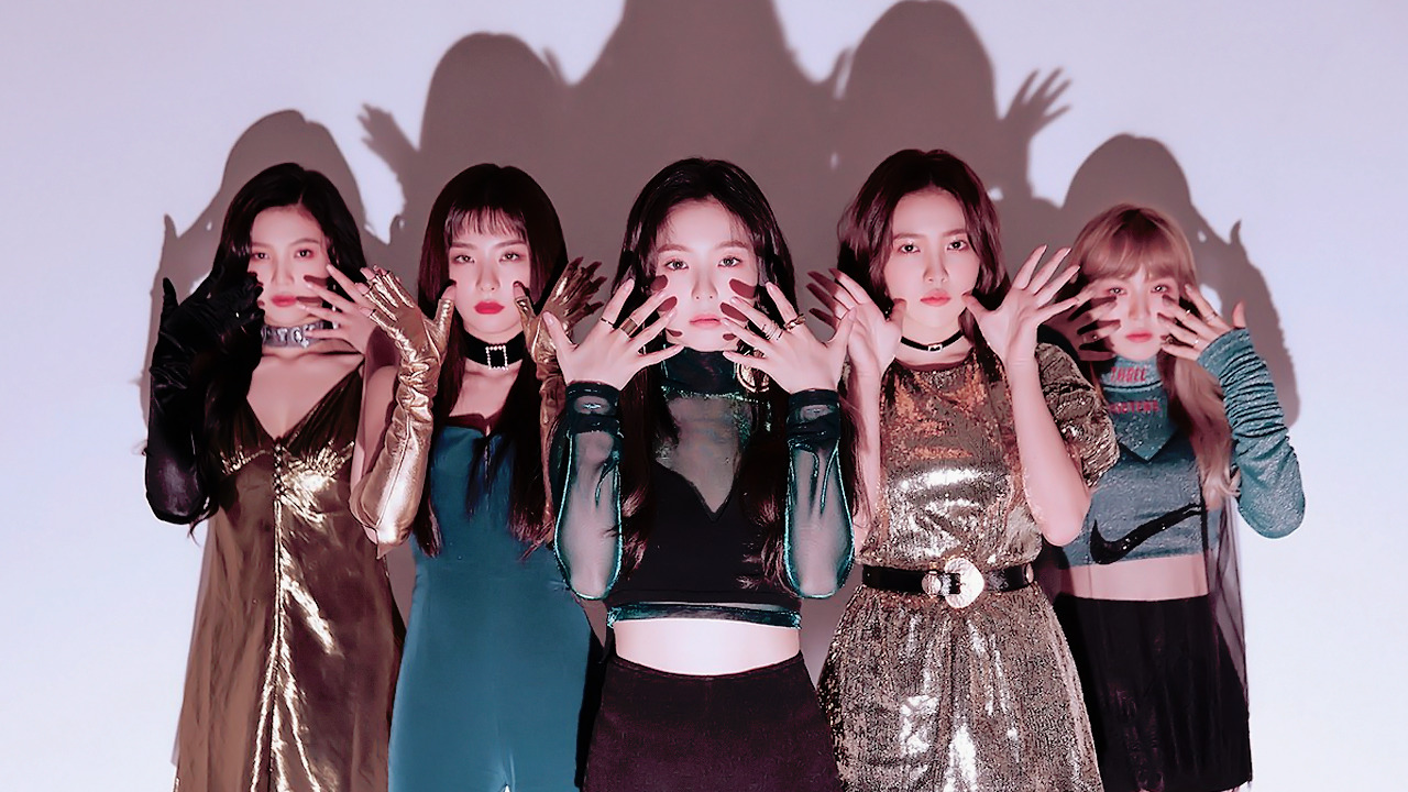 Hd Desktop Red Velvet Wallpaper 2018
