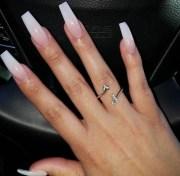 long acrylic nails