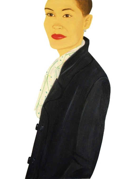 tumblr_pb8f9y6iC81qfc4xho1_500 Alex Katz, Belinda (Women in Jackets), 1996 Monica De Cardenas... Contemporary