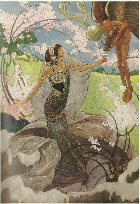 Image result for Come, fill the Cup, and in the Fire of Spring The Winter Garment of Repentance fling: The Bird of Time has but a little way To fly – and Lo! the Bird is on the Wing Rubaiyat of Omar Khayyam
