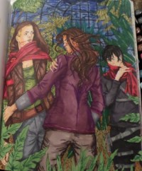 red queen coloring book   Tumblr