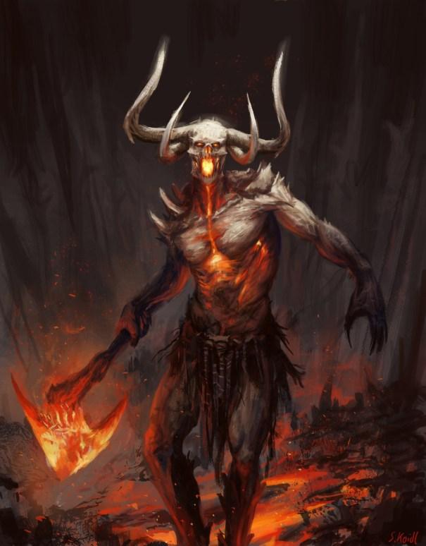 quarkmaster: Incinerator Stefan Koidl – Fantasy