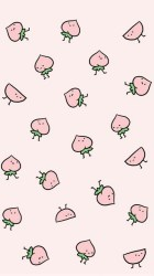 peach wallpapers aesthetic kawaii backgrounds iphone pink fondos peachy cartoon quotes aesthetics use phone pantalla pattern fofos save kitty hd