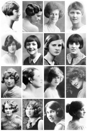 1920 hairstyles collection