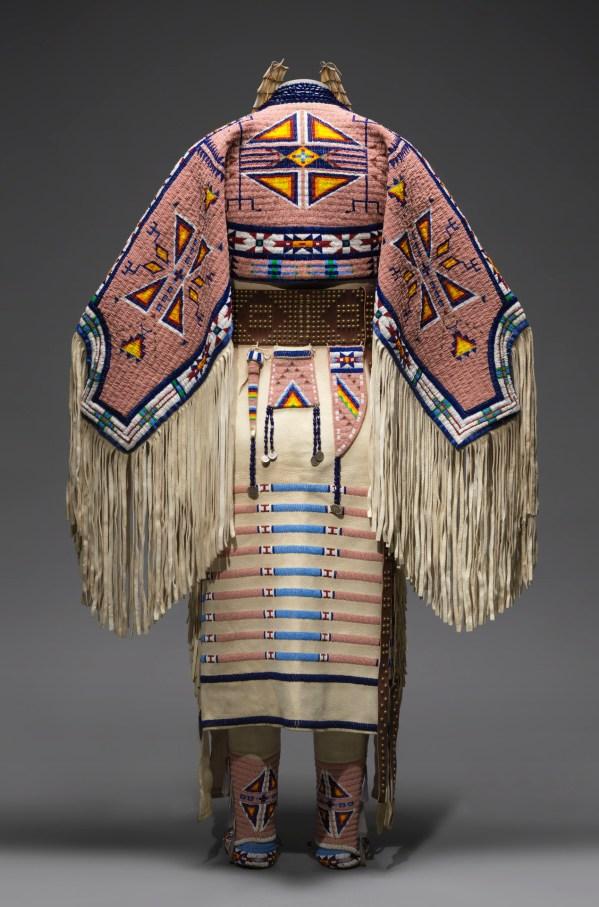 Blinged- Power Garments In Met Museum