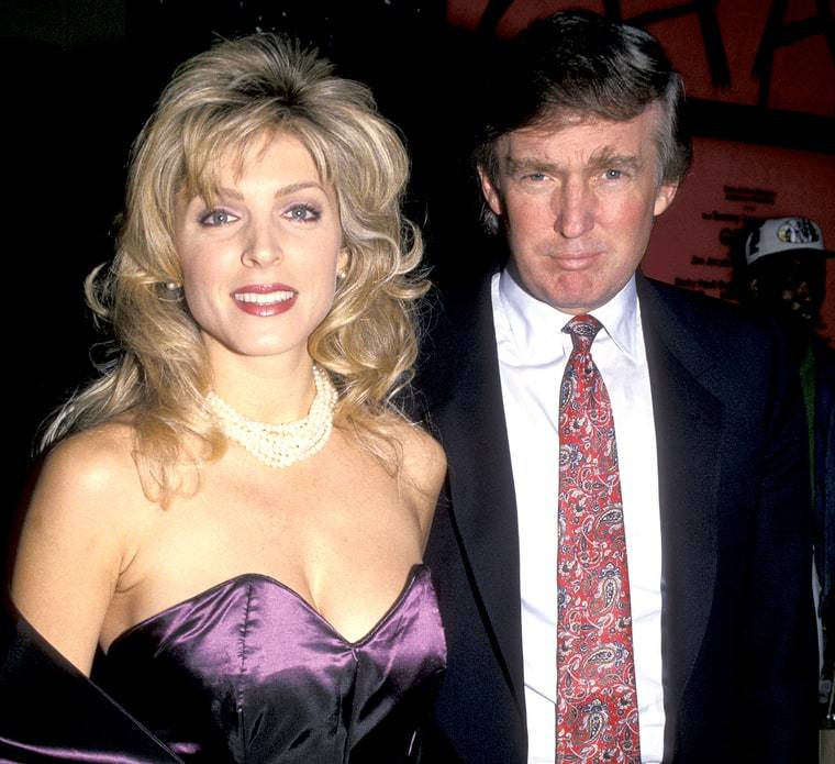 Image result for trump's second wife