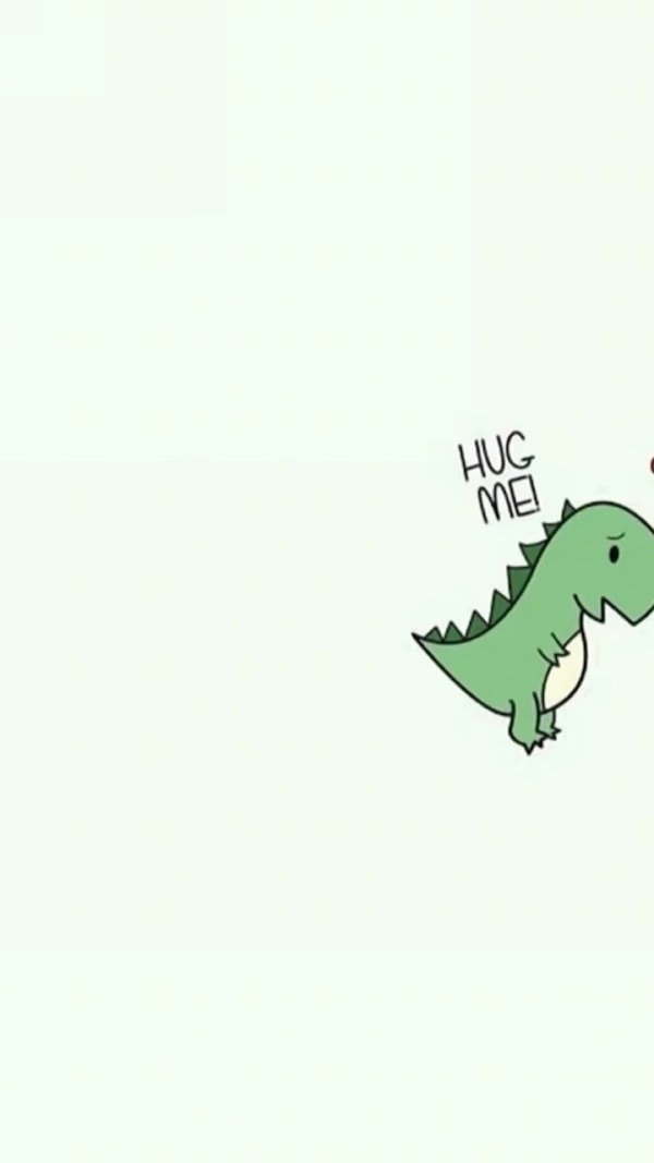 Cute Wallpapers With Bff Quote Iphone Wallpapers Odd Ducky Dinosaur Pair Wallpaper