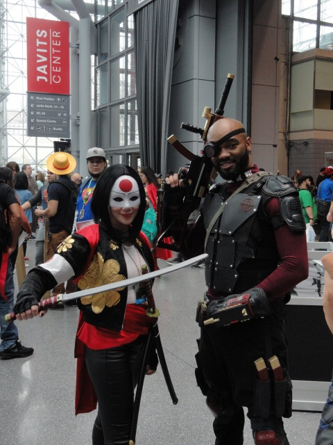 deadshot cosplay Tumblr