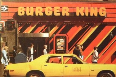 aesthetic chuck cheese food fast burger retro 70s king 1977 years buddies pop ago