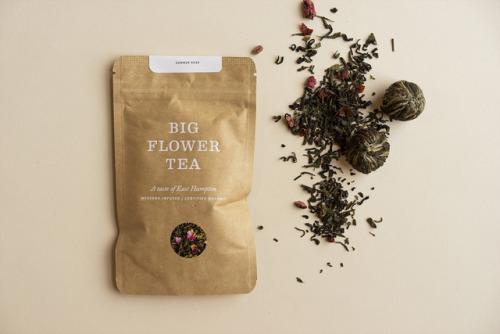 "tumblr_ozea1xrccg1r5vojso3_500 Packaging for Big Flower Tea byMaude Paquette-Boulva""Big Flower... Design"