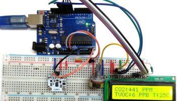 pic-microcontroller: MQ-135 Gas Sensor The MQ-… – Electronics