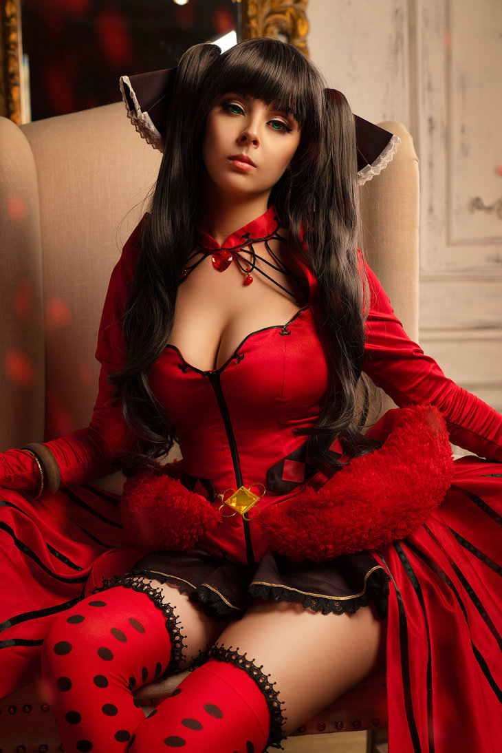 hotcosplaychicks:  Fate Grand Order - Tohsaka Rin cosplay by Disharmonica  More Hot Cosplay: http://hotcosplaychicks.tumblr.com NSFW Content: https://www.patreon.com/hotcosplaychicksChat Room: https://discord.gg/rnaDPNqfacebook: https://www.facebook.com/hotcosplaychicks