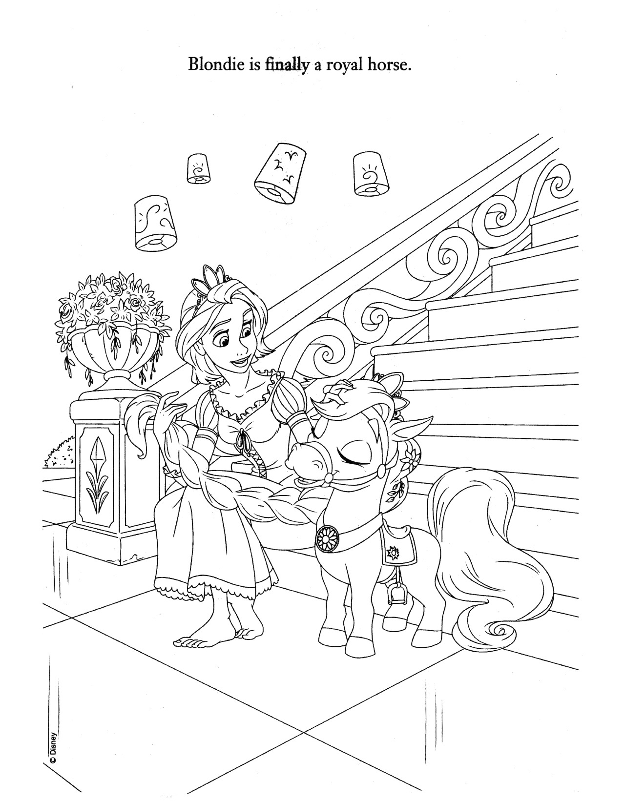 Disney Coloring Pages (runningracingdancingchasing: Disney