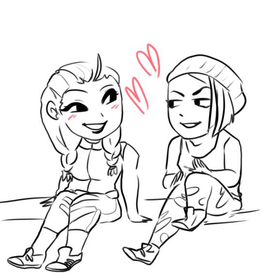 Meg And Nea
