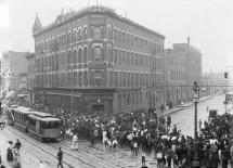 Milwaukee Avenue in Chicago History