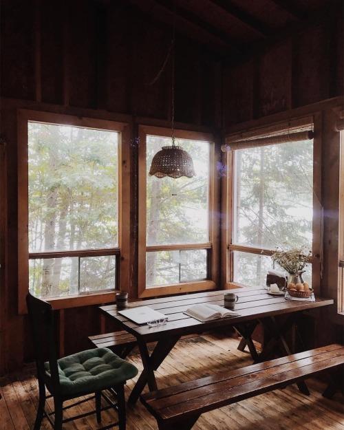 Rustic Cabin Interior Design Tumblr