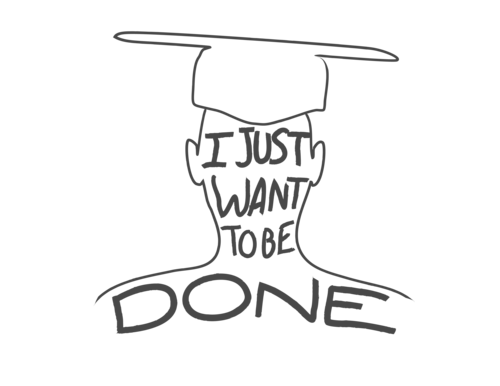 Chalky — Tips for second semester juniors and seniors