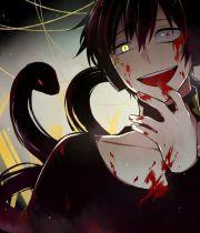 insane anime boy
