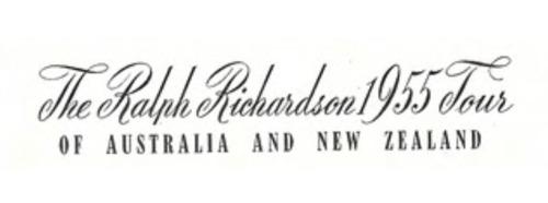 Flammentanz • ralphsmotorbike: Ralph Richardson (with his...