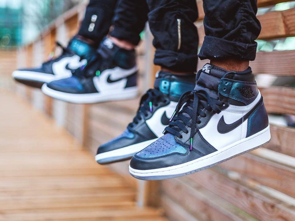 Nike Air Jordan 1 Retro High OG 'All Star... – Sweetsoles – Sneakers. kicks and trainers. On feet.