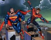 awesome superheroes art