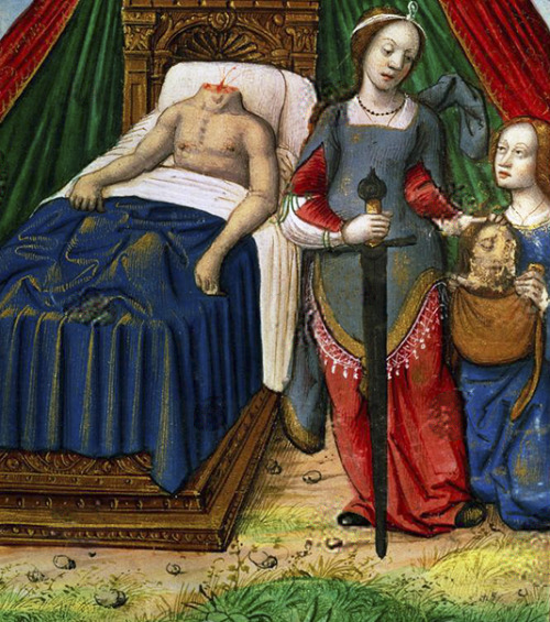 tumblr_pfcpaku5cH1qz6f9yo9_500 Best of : Judith Beheading Holofernes Random