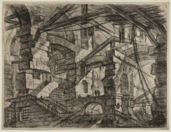 Philadelphia Museum Of Art Giovanni Battista Piranesi Series Prints
