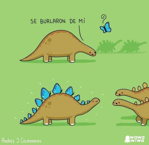 Wallpaper Dino Cute Dinosaurio On Tumblr