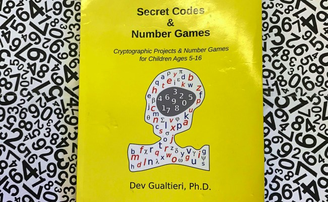 Secret Codes Number Games Cryptographic