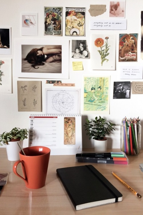 DeskOrganization  Tumblr