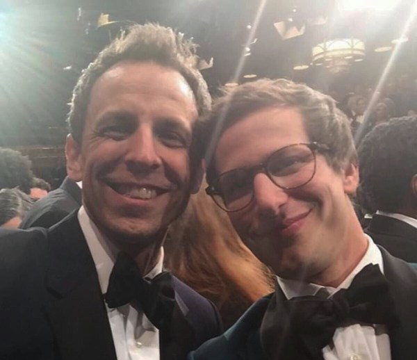 Andy Samberg' Specs Appeal