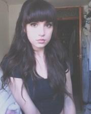 long bangs haircut