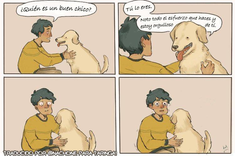 Si lo perros hablasen