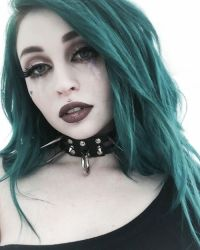 dark green hair color | Tumblr