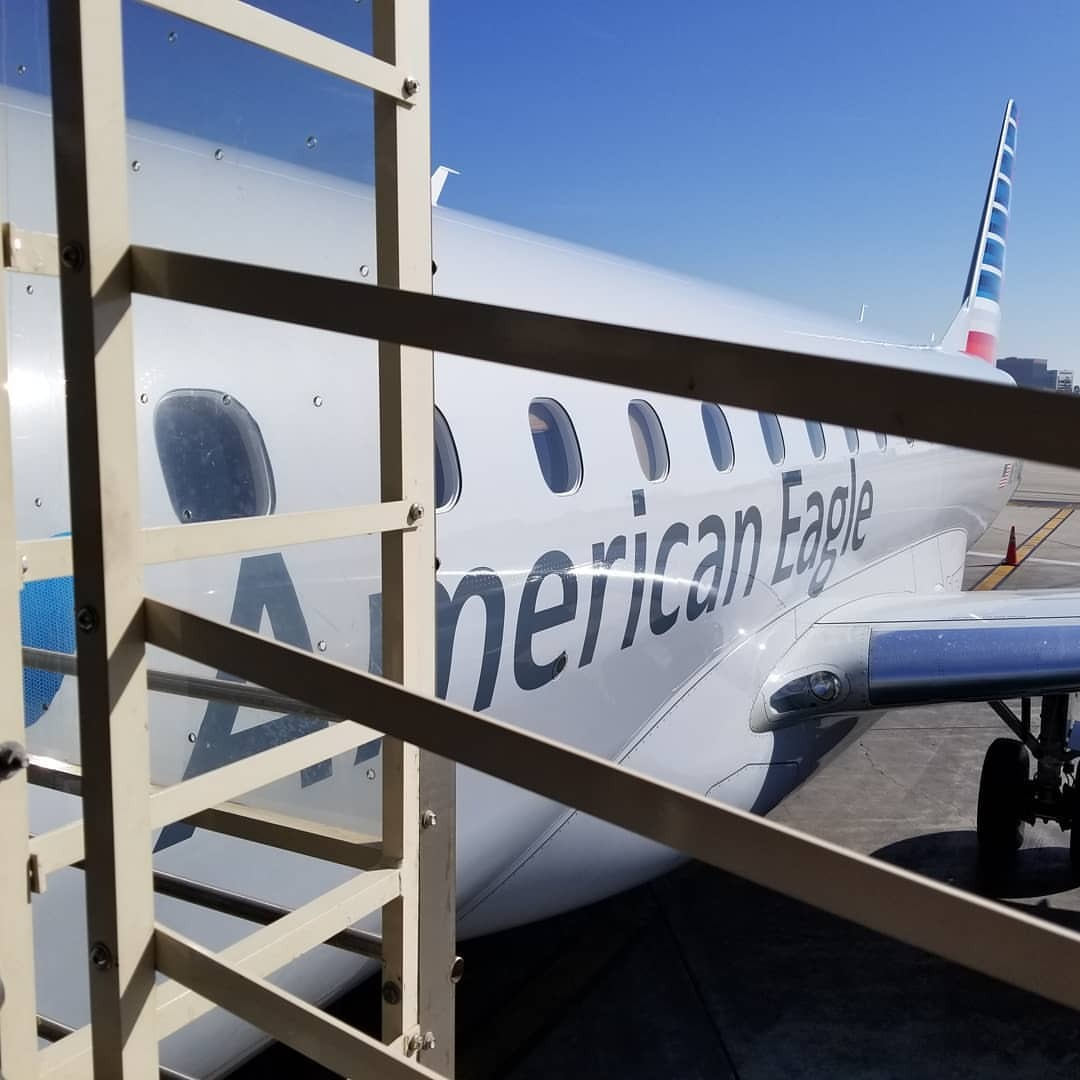搭乗。目的地へ。 (LAX - Los Angeles International Airport)