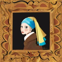 lady with pearl earring | Tumblr